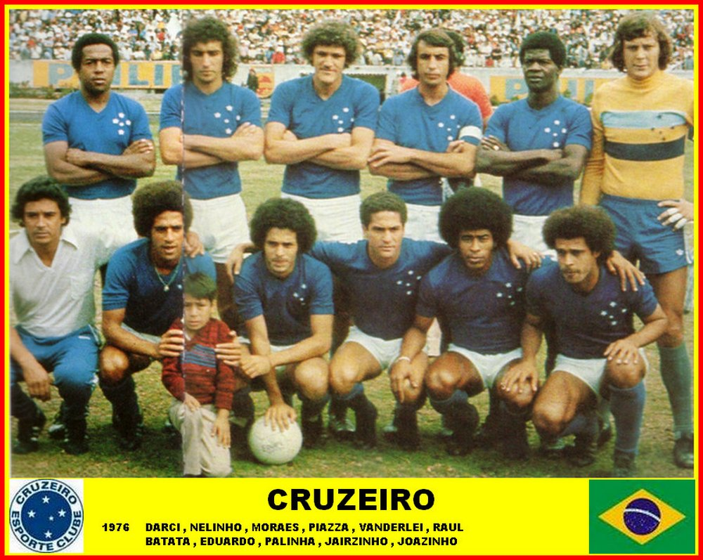 Участники Копа Либертадорес 2014. Крузейро (Бразилия) - изображение 3