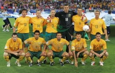 Чм 2006 сборная австралии перед матчем