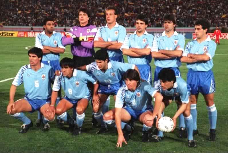 Участники ЧМ-2014. Уругвай - изображение 4